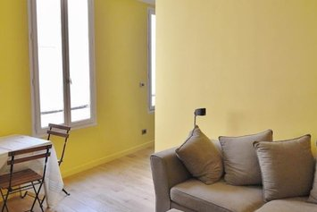 One-Bedroom Apartment - rue des Ecouffes