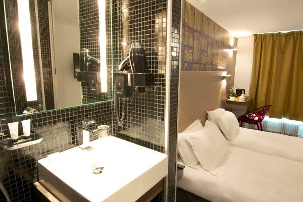 Hotel de la Gaite - фото 8