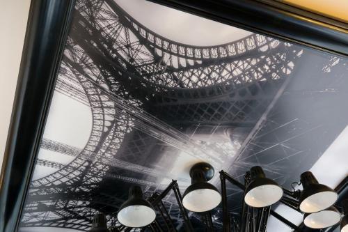 Hotel Montparnasse Saint Germain - фото 11