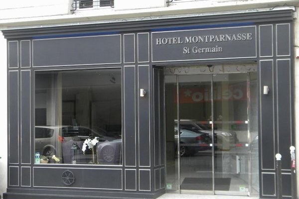 Hotel Montparnasse Saint Germain - фото 19