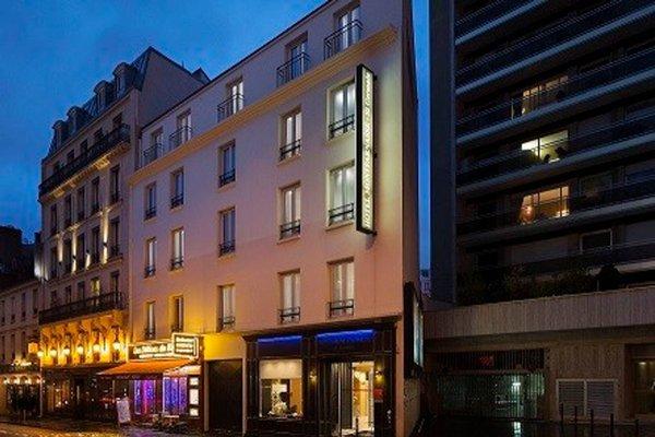 Hotel Montparnasse Saint Germain - фото 22