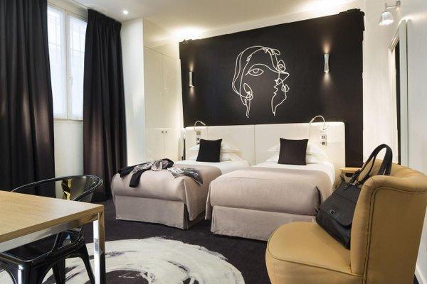 Hotel Montparnasse Saint Germain - фото 5