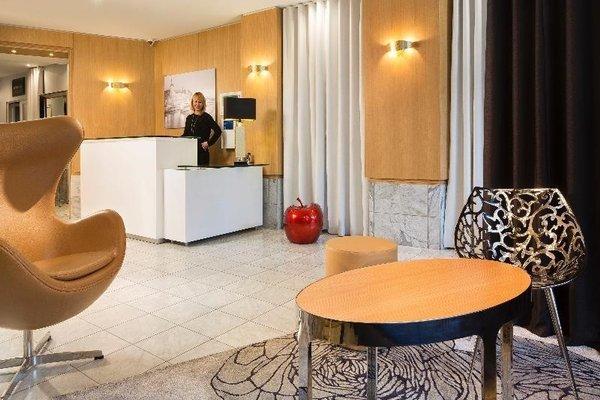 Hotel Montparnasse Saint Germain - фото 8