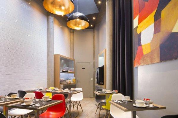 Hotel Montparnasse Saint Germain - фото 9