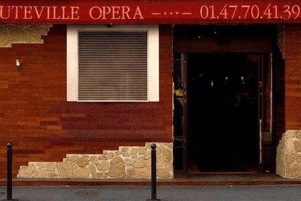 Hotel Hauteville Opera - фото 18