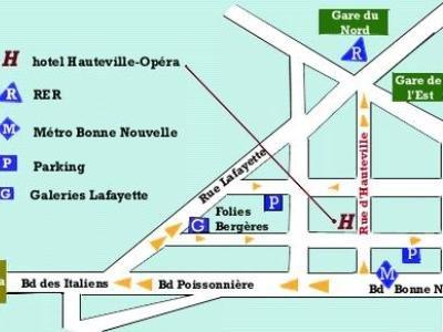 Hotel Hauteville Opera - фото 4