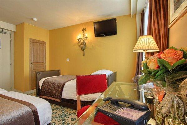 Hotel Des Deux Continents - фото 2