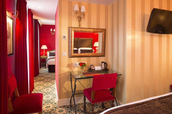Hotel Des Deux Continents - фото 5