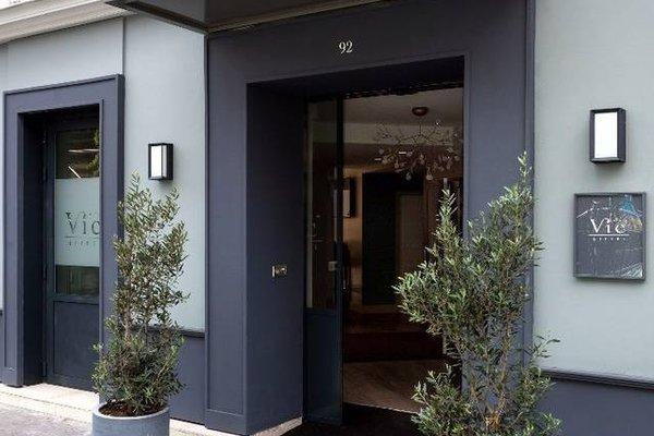 Hotel Vic Eiffel - фото 7