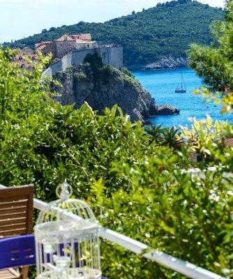 Apartments Dubrovnik Seven - фото 17