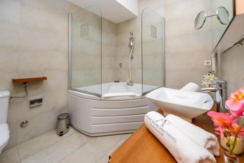 Adriatic Deluxe Apartments - фото 10