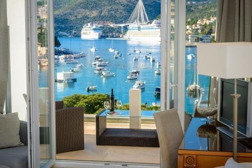 Adriatic Deluxe Apartments - фото 22