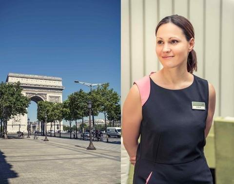 Mercure Paris Champs Elysees - фото 21