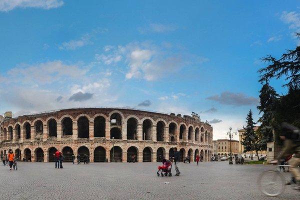 Arena di Verona Rensi Apartment - фото 18