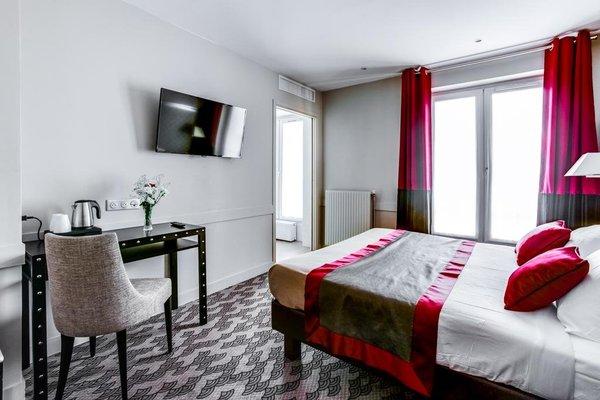 Hotel d'Amiens - фото 6