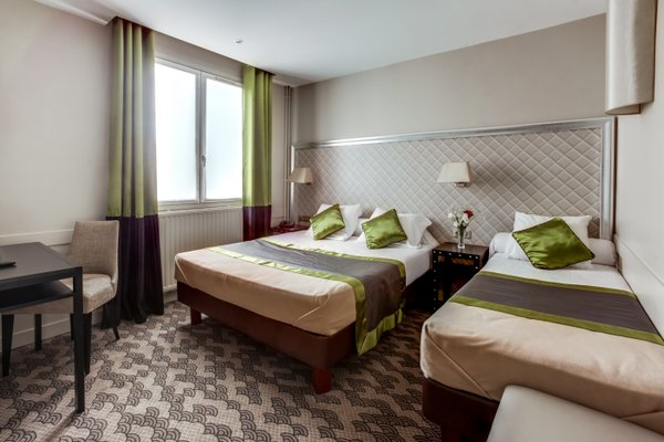 Hotel d'Amiens - фото 1