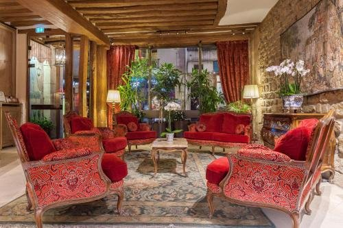 Grand Hotel de L'Univers Saint-Germain - фото 13