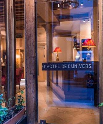 Grand Hotel de L'Univers Saint-Germain - фото 21