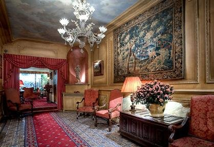 Hotel Saint Germain Des Pres - фото 4