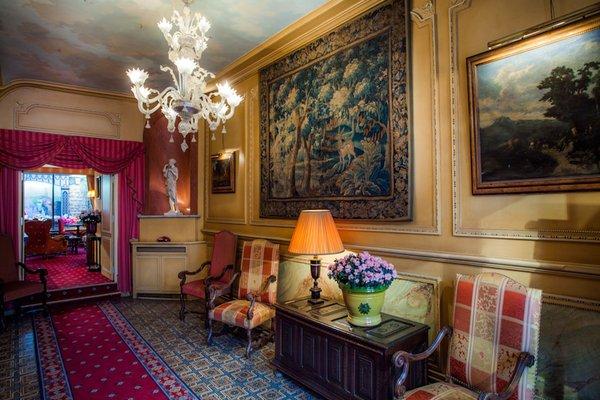 Hotel Saint Germain Des Pres - фото 5