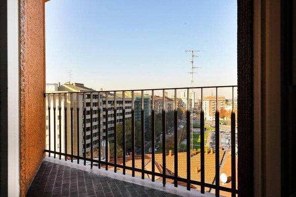 Pagano Halldis Apartments - фото 20