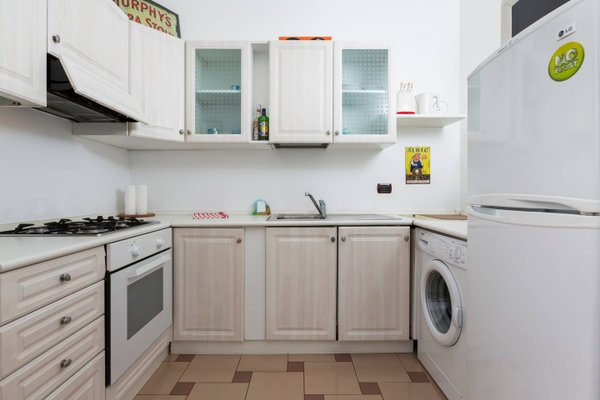 Teodosio Halldis Apartment - фото 6