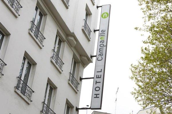 Campanile Paris 14 - Maine Montparnasse - фото 10