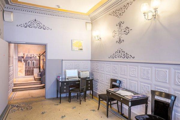 Hotel Prince Albert Louvre - фото 4
