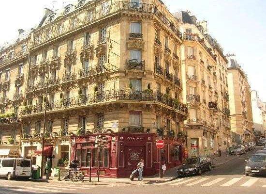Hotel Saint Jacques - фото 5