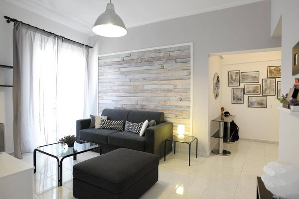 Agr'In Center Apartment - Grey - фото 7