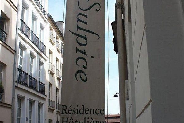 Residence Saint Sulpice - фото 12