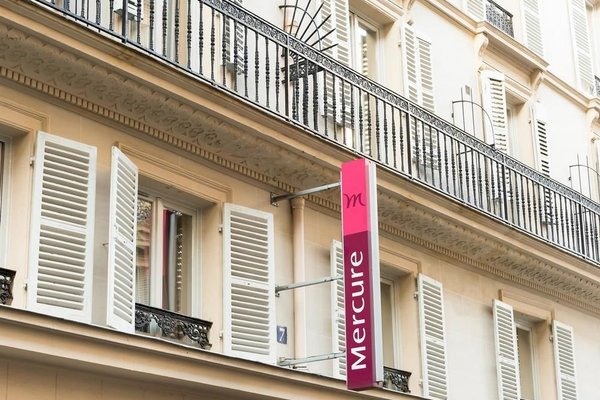 Hotel Mercure Paris Opera Lafayette - фото 20