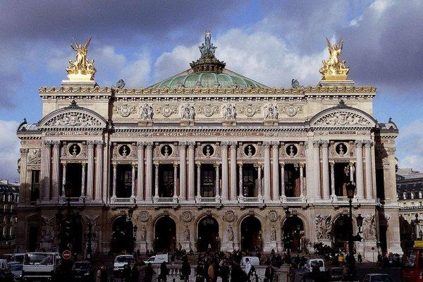 Hotel Mercure Paris Opera Lafayette - фото 23