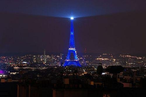 Studios Paris Appartement Million Dollar Views - фото 11
