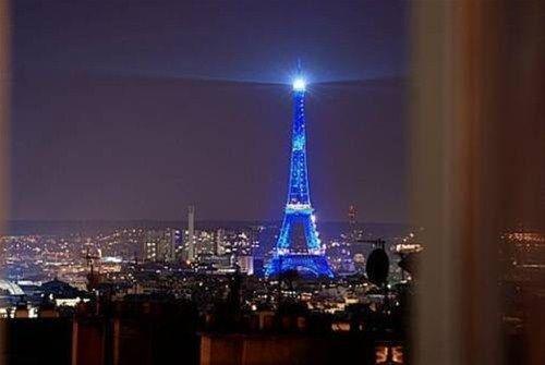 Studios Paris Appartement Million Dollar Views - фото 12