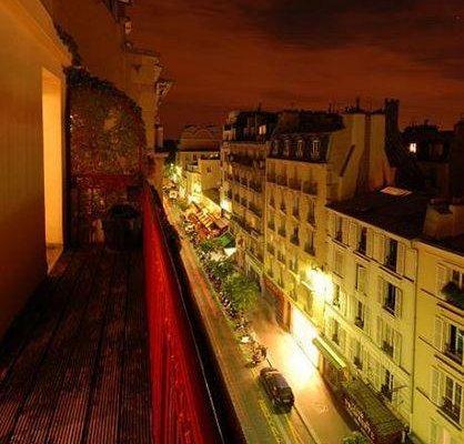Studios Paris Appartement Million Dollar Views - фото 9