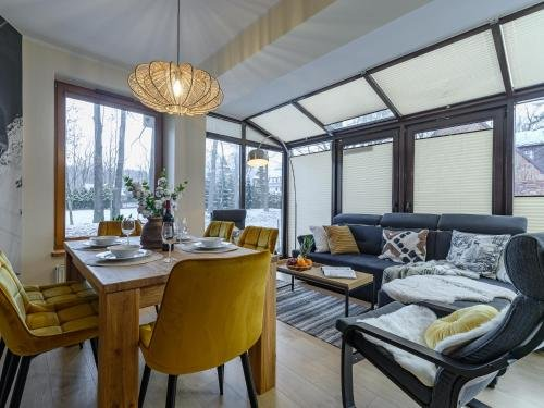 VisitZakopane Queen Apartment - фото 21