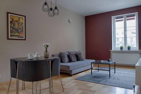 Barbakan Apartament Old Town - фото 1