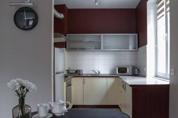 Barbakan Apartament Old Town - фото 19