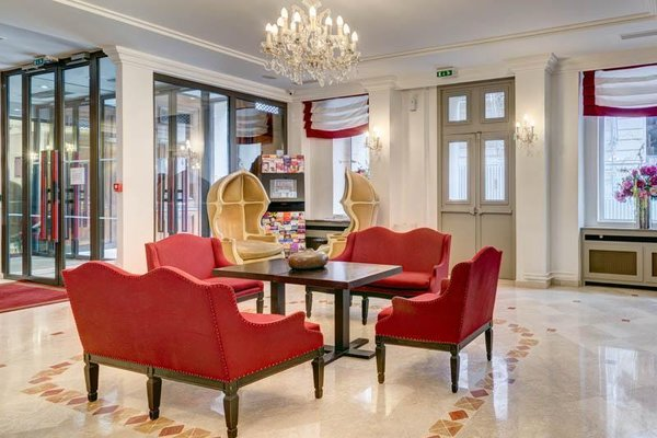 Hotel Malte - Astotel - фото 6