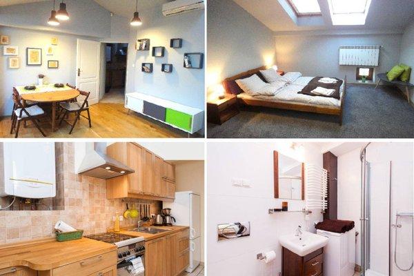 Apartamenty Zulu - фото 16