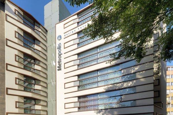 Отель Metropolis Design - фото 50