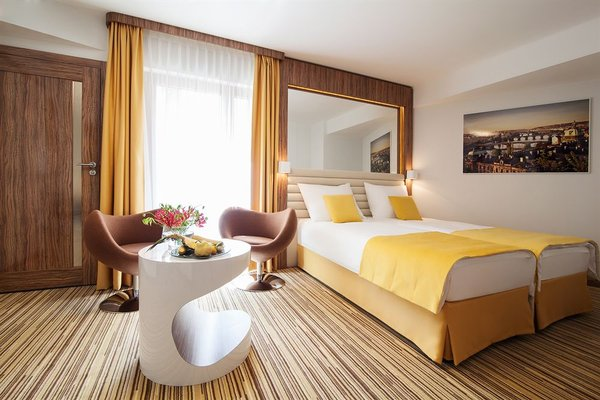Отель Metropolis Design - фото 1