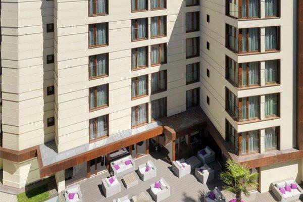 Отель Metropolis Design - фото 23