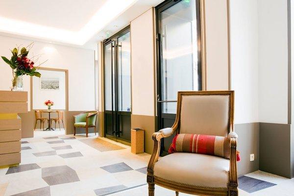 Central Hotel Paris - фото 5