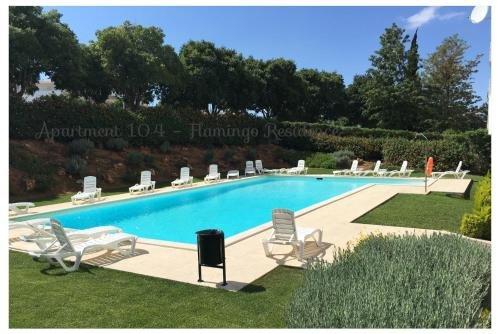 Apartment 104 - Flamingo Residence - фото 16