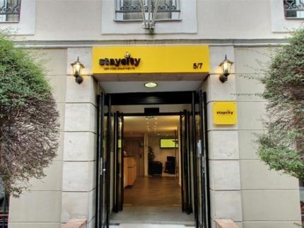 Staycity Aparthotels Gare de l'Est - фото 20