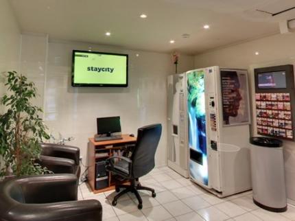 Staycity Aparthotels Gare de l'Est - фото 6