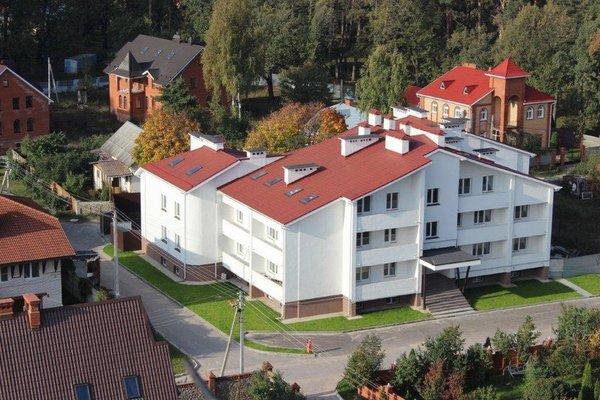 Апартаменты Край Леса - фото 23