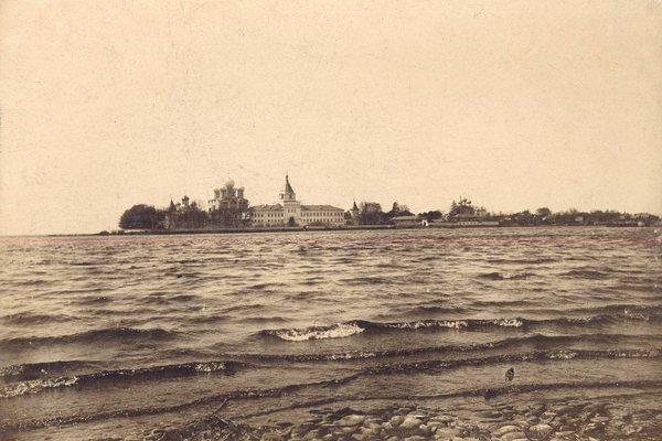 Апартаменты Любы с видом на монастырь - фото 22